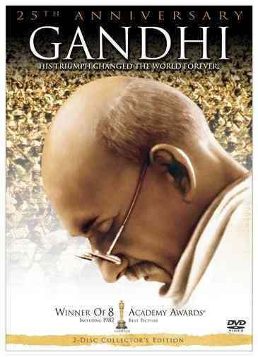 GANDHI 25TH ANNIVERSARY COLLECTOR'S E BY KINGSLEY,BEN (DVD)